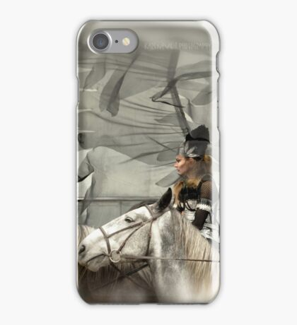 Ride of the Valkyries iPhone Case/Skin