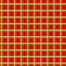 Red Hot Tartan by Rasendyll