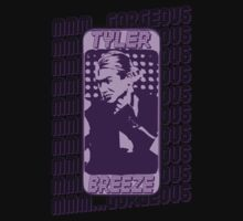 Tyler Breeze - Mmm...Gorgeous T-Shirt by cultclassicinc