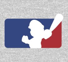 Major League Mario (No Border) by Frankie Guarini