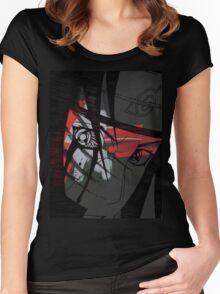 Uchiha Itachi Women's Fitted Scoop T-Shirt
