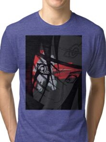 Uchiha Itachi Tri-blend T-Shirt