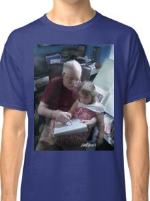 Drawing With Gracie Classic T-Shirt