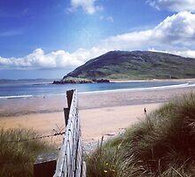 The beach  by allthingsarty