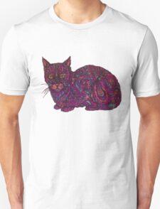 color cat  T-Shirt