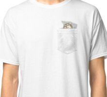 Cat Sleeping in my Pocket EDR 904 Classic T-Shirt