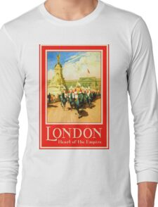 London - Heart of the Empire Long Sleeve T-Shirt