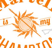 Oberyn Martell Is My Champion Sticker