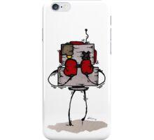 NUMB LOK the robot iPhone Case/Skin