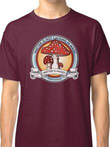 Terence Mckenna Wisdom Classic T-Shirt