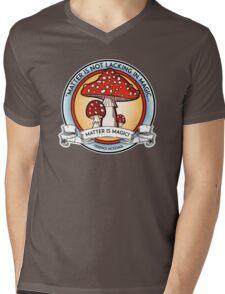 Terence Mckenna Wisdom Mens V-Neck T-Shirt