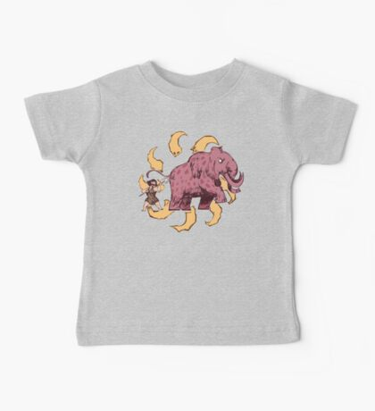 UPickVG 5 Mammoth by Fusspot Baby Tee