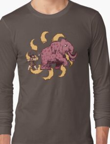 UPickVG 5 Mammoth by Fusspot Long Sleeve T-Shirt