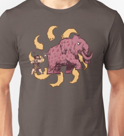 UPickVG 5 Mammoth by Fusspot Unisex T-Shirt