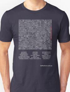 Name Your Sydney Coffee Roaster (White) Unisex T-Shirt