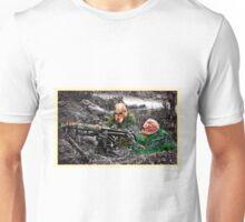 wartime : target practice Unisex T-Shirt