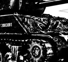 M4A3E2 Sherman Jumbo Sticker