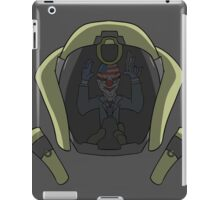 Bulldozer iPad Case/Skin