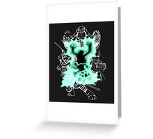 Secret Of The Ooze Greeting Card