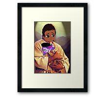 Jasper (Jesus) Jones Framed Print