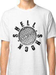 Shellshock Sewer Classic T-Shirt