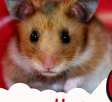 Animal Welfare Sticker