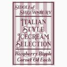 The Best British Made Italian Icecream! by Rasendyll