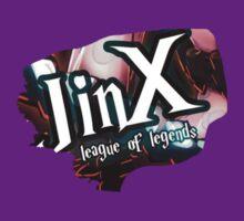 Sexy Jinx - League of Legends - LoL - by Yaroi
