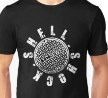 Shellshock Sewer V2 Unisex T-Shirt