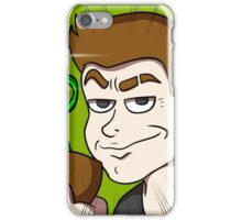 A Handsome Devil iPhone Case/Skin