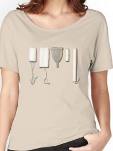 PERIOD - FULL Women's Relaxed Fit T-Shirt
