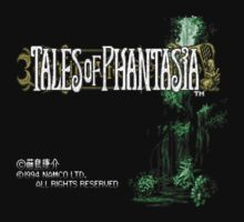 Tales of Pantasia (SNES) Title Screen by AvalancheJared