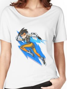 Sexy Shooter Girl Women's Relaxed Fit T-Shirt