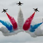 South Korean AF Black Eagles by PhilEAF92