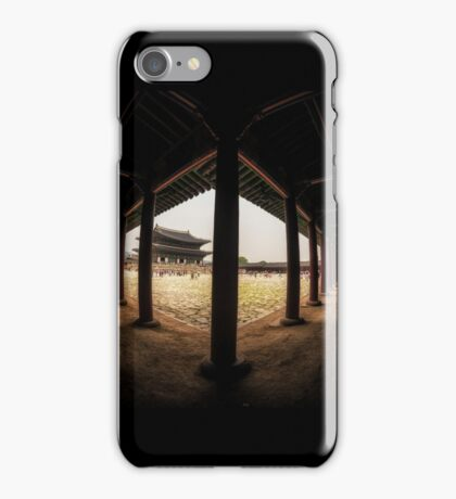 Gyeongbokgung Palace iPhone Case/Skin