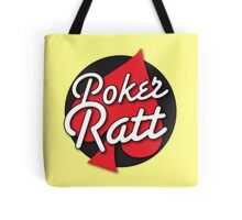 Poker Ratt with spade suit Tote Bag
