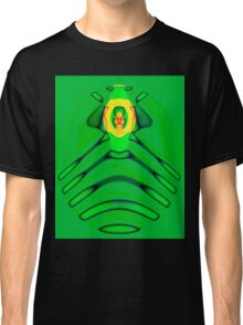 Cult of the Radioactive Frog Classic T-Shirt