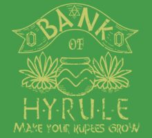 Bank of Hyrule by LgndryPhoenix