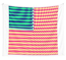 Quantum USA Wall Tapestry