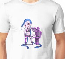Sexy MMO Girl Unisex T-Shirt