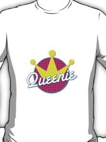 Queenie! with cute crown T-Shirt