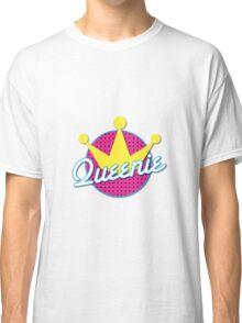 Queenie! with cute crown Classic T-Shirt