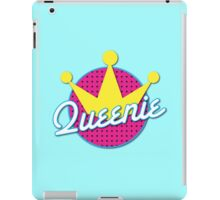 Queenie! with cute crown iPad Case/Skin