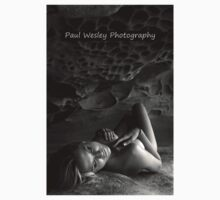 Paul Wesley Photography T-shirt by Paul  Wesley