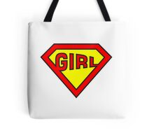 Super girl Tote Bag
