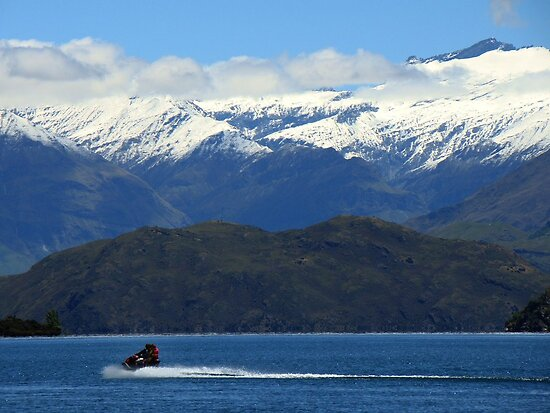 Fun On Wanaka by davidandmandy
