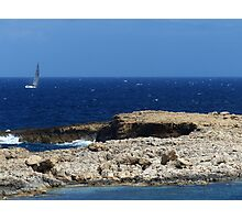 Rocky Shores Photographic Print