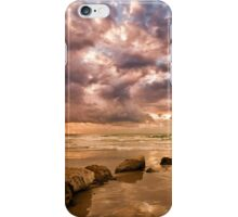 Cloudy Afternoon iPhone Case/Skin