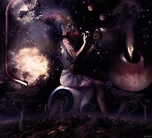 Nothing like the sound of a violin to transport you to the stars by retepk
