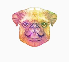 abstract pug puppy  Unisex T-Shirt
